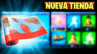FORTNITE'S NEW STORE TODAY APRIL 29 NEW GRANADA OF SHIFTS AND PACK OF CAMOUFLAGE