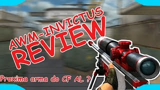 [CF] - REVIEW DA AWM-INVICTUS.