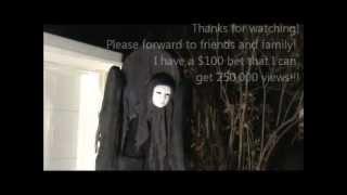 4 Legged Stilt Costume- Soul Walker - Kevin Miller- Best Costume EVER! Final Video