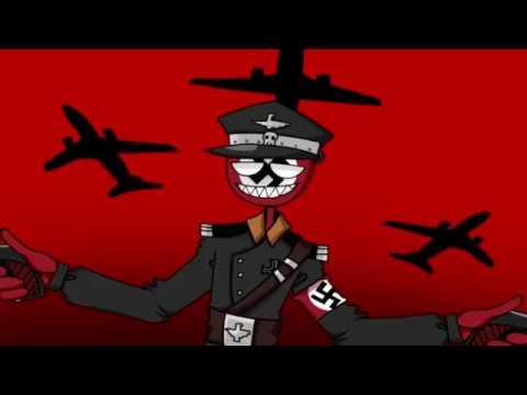Top 10 Countryhumans meme animation