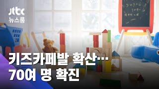 키즈카페발 감염 확산…긴급휴원에 맞벌이 발 동동 / J…