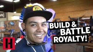 Build & Battle All Star Jose Checks out the Builds of Season 3!
