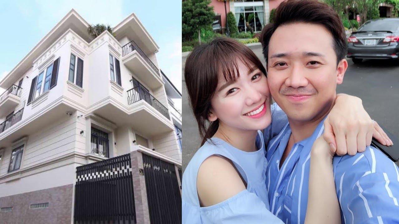 Trấn Thành mua nhà 7,5 tỷ tại Hà Nội tặng bà xã Hari Won – TIN GIẢI TRÍ