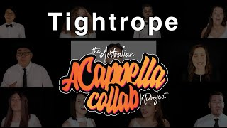 Tightrope - Janelle Monáe | A Cappella Cover by The Australian A Cappella Collab Project (W/Thanks)
