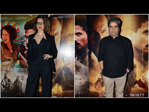 Vishal Screens Rangoon For The A-Lister Directors | Bollywood News