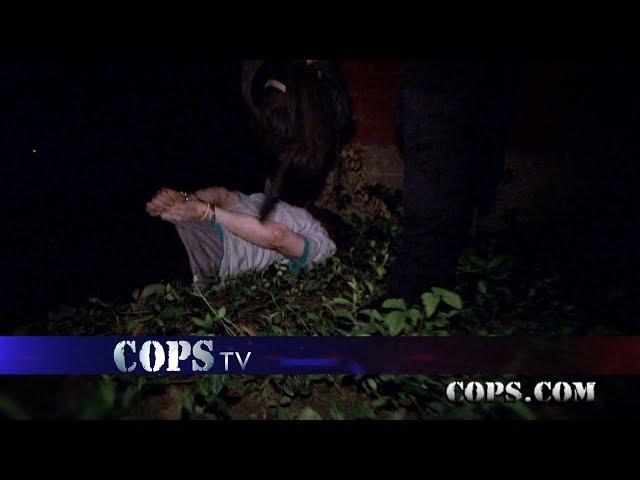 Pathfind Him, Officer McKalips, COPS TV SHOW