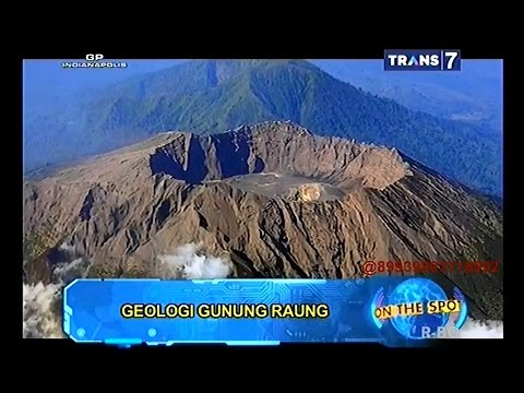 On The Spot - Erupsi Gunung Raung