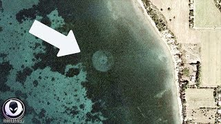 OBJECT Off Coast Of Greece Wasn't There Before..