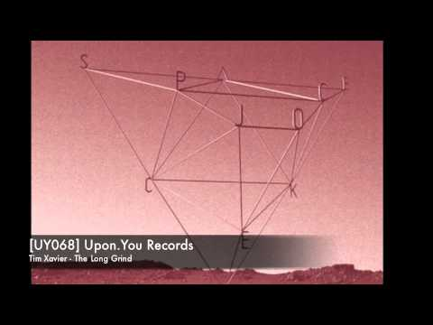 UY068 Tim Xavier - The Long Grind