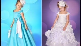 Выпускные Платья для Девочек в Детском Саду - 2017 / Prom Dresses for Girls in Kinder(, 2016-02-04T19:57:35.000Z)