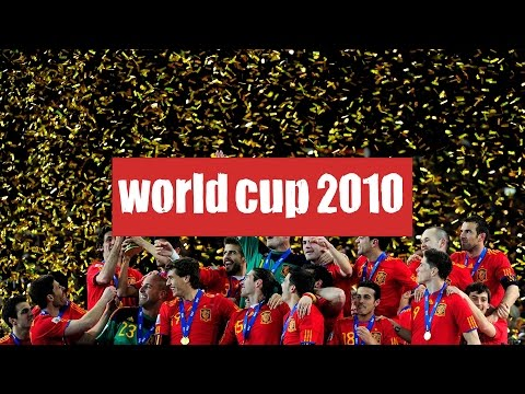 WORLD CUP 2010 South Africa - Wavin' Flag (Musical Tribute)