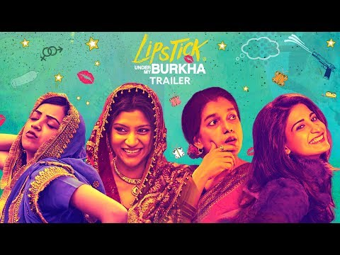 Thumbnail: LIPSTICK UNDER MY BURKHA | Official Trailer | 21 July | Konkana Sensharma, Ratna Pathak Shah