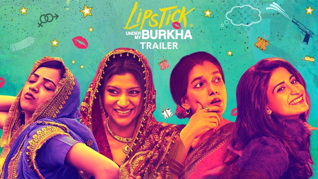 LIPSTICK UNDER MY BURKHA | Official Trailer 2 | Releasing 21 July | Konkona  Sensharma, Ratna Pathak - YouTube