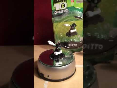 Ben 10 Ditto Figure Review