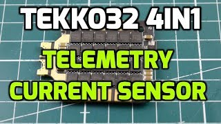 Tekko32 4in1 35A ESC // Review and Noise Testing