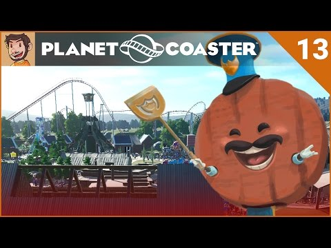Let's Play Planet Coaster - Hard Mode - Part 13
