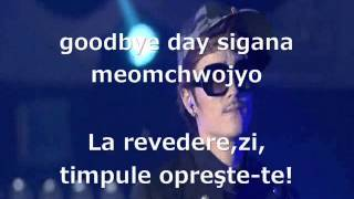 Ulala session -Goodbye Day ( Romanian subs + Romanization )