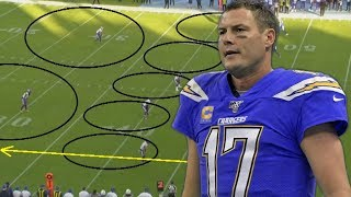 Film Study: Why Philip Rivers is a GOOD signing for the Indianapolis Colts