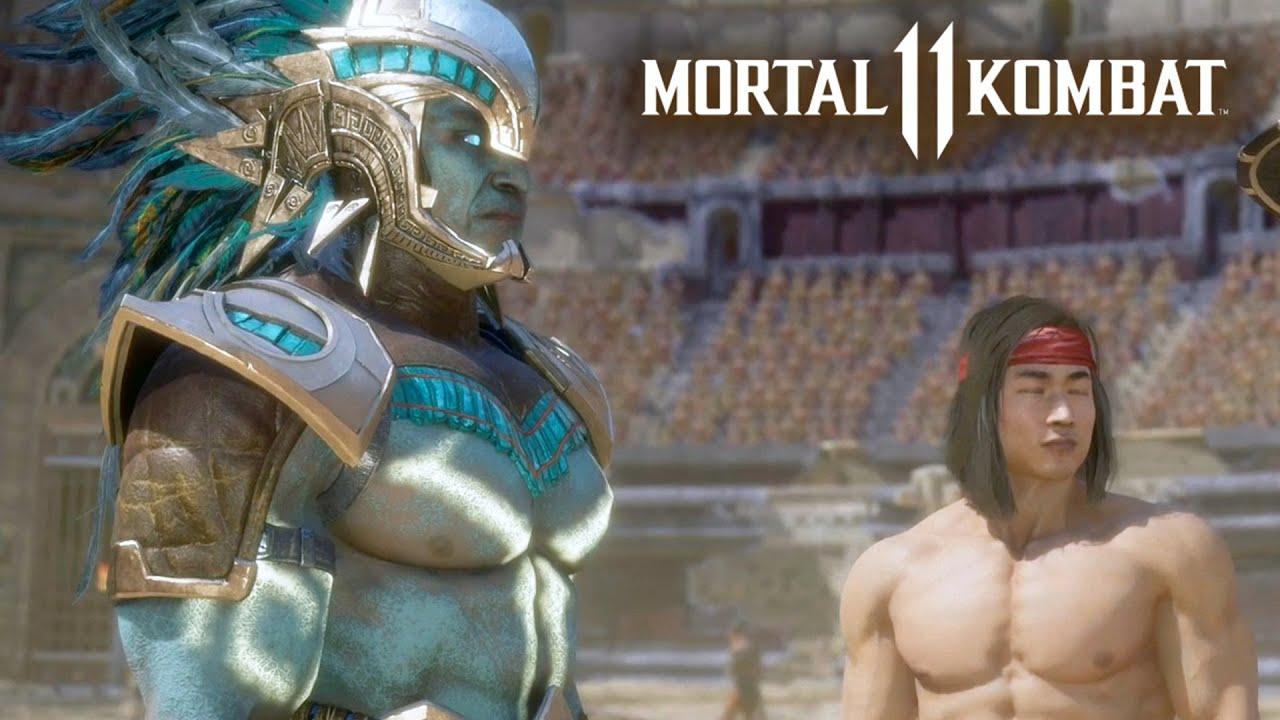 MORTAL KOMBAT 11  #2 - Kotal Kahn | Campanha em Português PT-BR no PS4 Pro