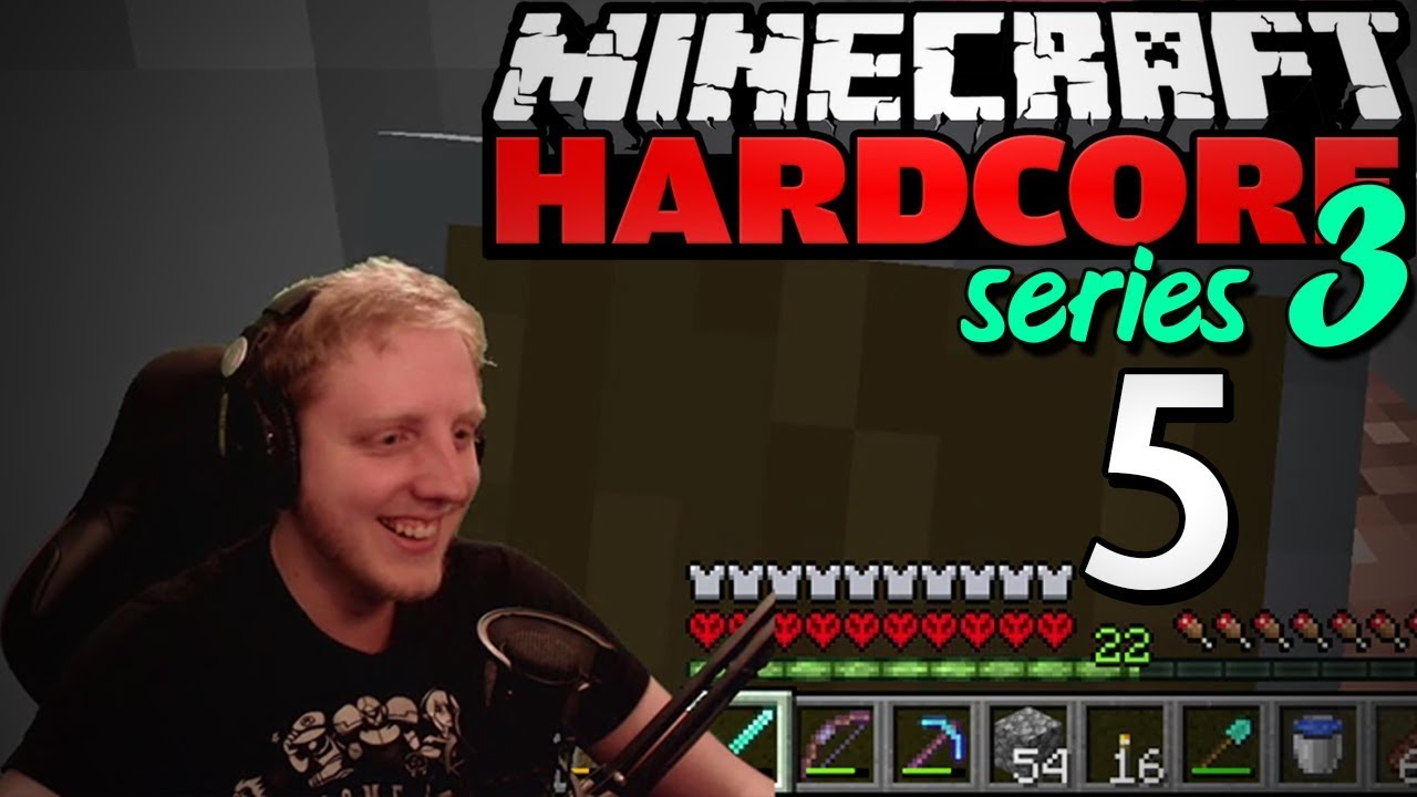 """Download Minecraft Hardcore - S3E5 - """"Completing the GRINDER"""" • Highlights"""