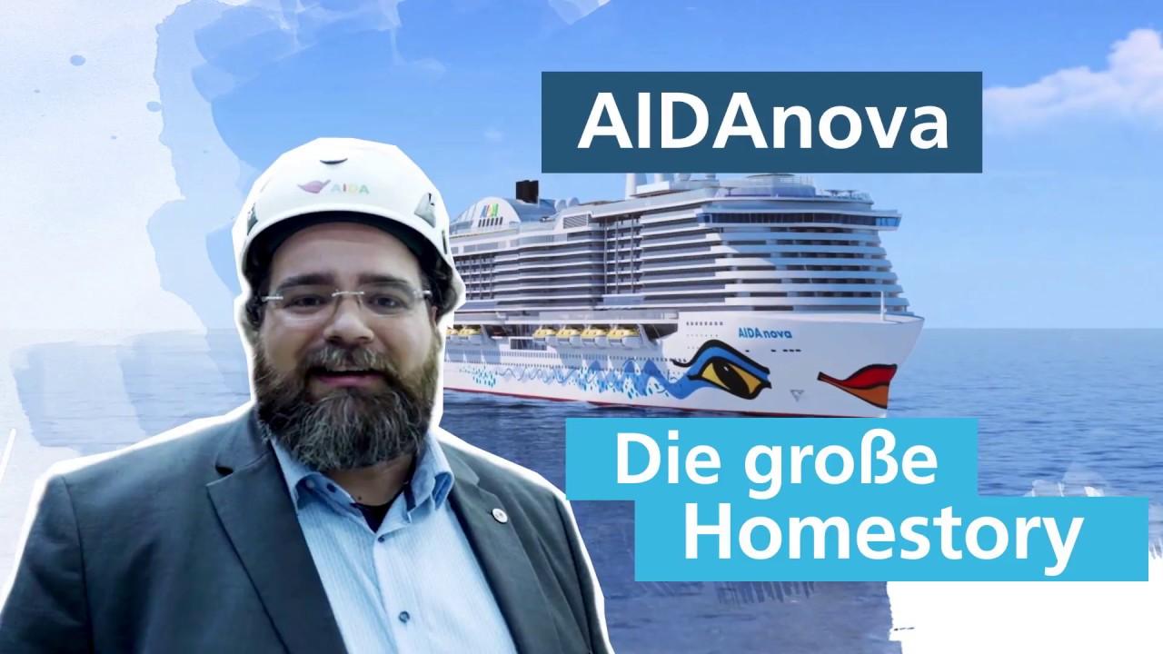 aidanova schiffsposition