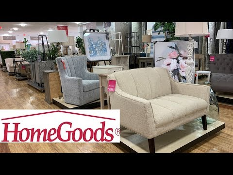 HomeGoods Furniture | Spring Home Decor | Shop With Me March 2019