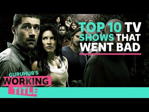 TOP 10 TV Shows that went to Sh** : Working Title ep11