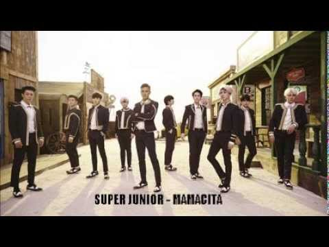Super Junior -  Mamacita (Audio)