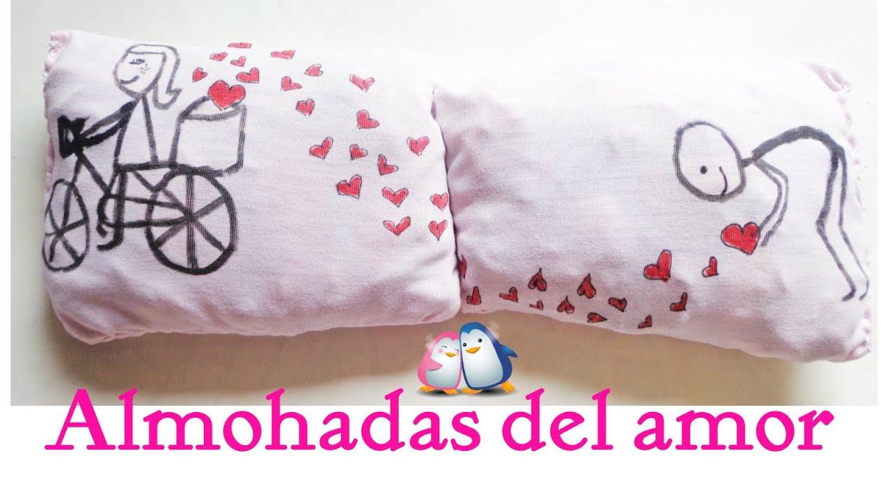 ➪ Almohadas del amor ♥ Regalo original para tu novio/a - mamá/papá ...