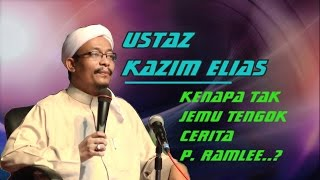 Video Ustaz Kazim Elias - Kenapa Cerita P. Ramlee Tak Jemu di Tonton download MP3, 3GP, MP4, WEBM, AVI, FLV Maret 2018