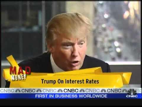 Cramer Interviews Donald Trump