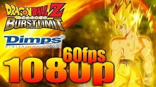 Dragon Ball Z: Burst Limit - Gameplay #1 - 1080p/60fps
