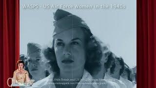Women Air Force Service Pilots in WW2