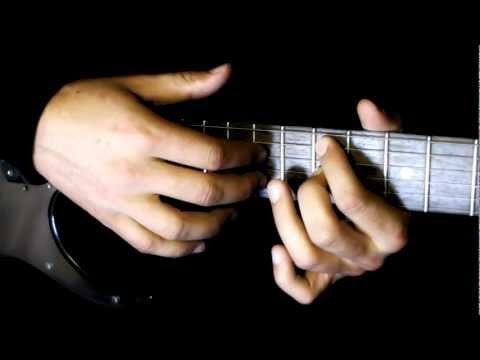Joe Satriani midnight cover by kam