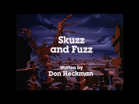 BraveStarr - Season 1 - Episode 4 - Skuzz Fuzz