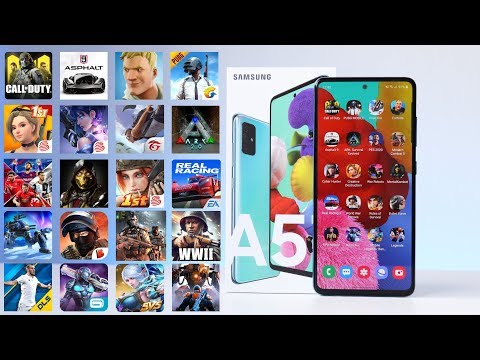 Game Test Samsung Galaxy A51 In 20 Games Android Fortnite - PUBG - ARK - Call Of Duty🔥