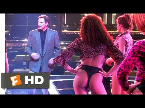 Showgirls (3/12) Movie CLIP - Tony Moss Is a Prick (1995) HD