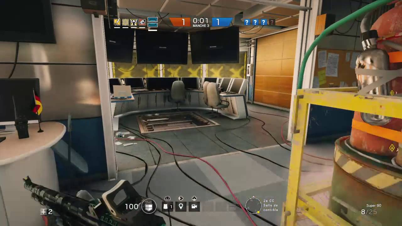 Download Tom Clancy's Rainbow Six® Siege - Frost Défense - Canaux !