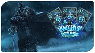 HURRY UP TIRION! (Hearthstone: Knights of the Frozen Throne - Prologue)