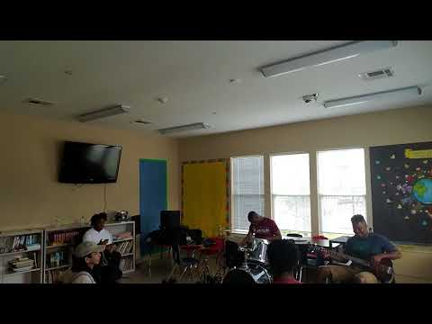 Build It Better cover (rehearsal session)