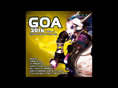 Ellinio & Orisma - Elements [Goa 2016 Vol. 1]