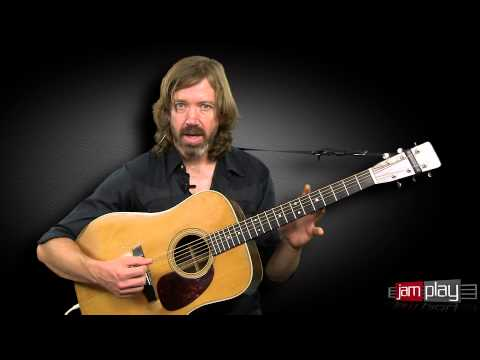 Bluegrass Guitar Breaks