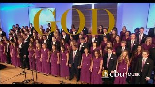 """""""GOD"""" - Performed by the CBU University Choir and Orchestra"""