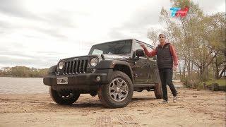 TN Autos Programa 49 | Test Drive Jeep Rubicon