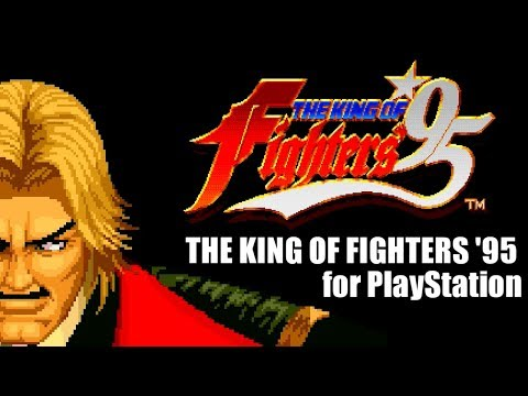 THE KING OF FIGHTERS '95 for PlayStation