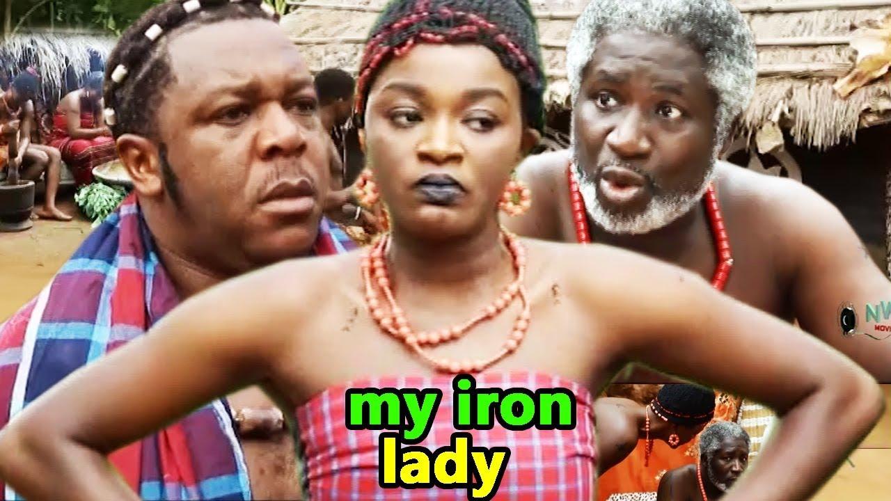Download My Iron Lady Season 1 - Chacha Eke 2018 Latest Nigerian Nollywood Movie |Trending Movie | Full HD