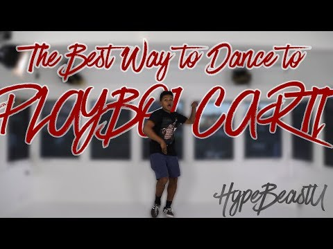 THE BEST WAY TO DANCE TO PLAYBOI CARTI!! IN NEW YORK I MILLY ROCK!