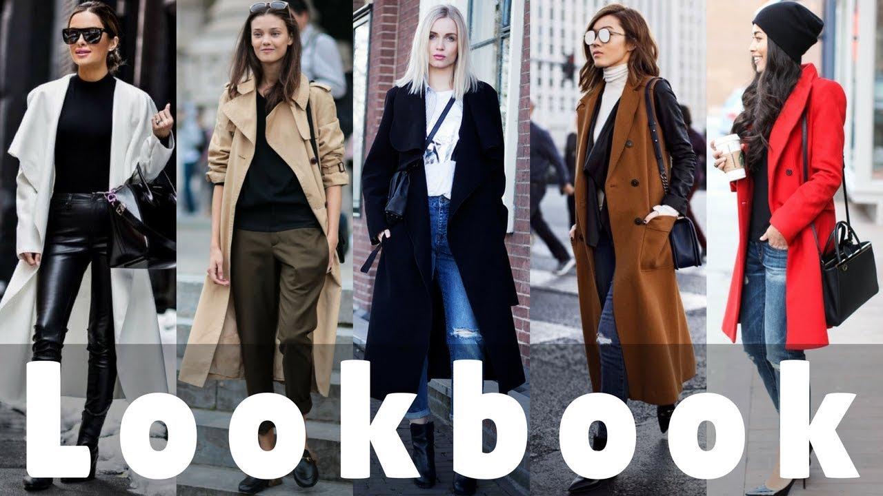 How To Oversized/Long Coat Style - Winter 2018 Fashion, Lookbook