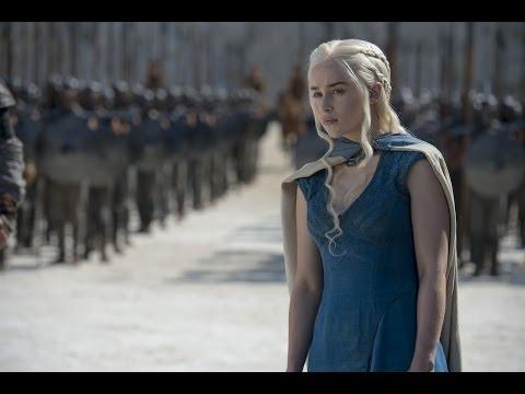 Daenerys a las puertas de Meereen | Final Juego de Tronos 4x03 Español HD