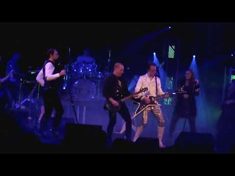 The Ultrasonic Rock Orchestra performs More Than A Feeling  Boston